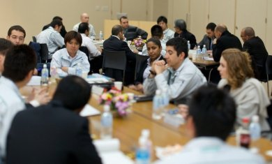 Process Improvement Japan - Kaizen group discussions